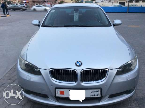 For Sale 2008 BMW 330i Coupe Bahrain Agency
