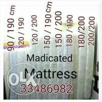 For sale medicated mattress with free delivery