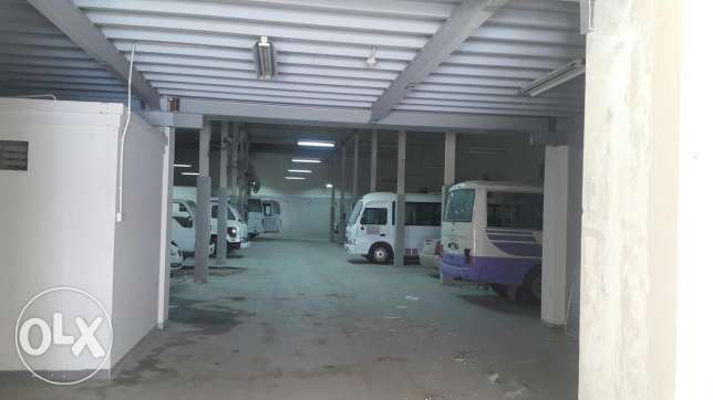 Garage for Rent in Salmabad