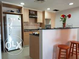 2 Bedroom beautiful flat in Amwaj/fully furnished with all facilities