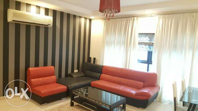 2 BHK fully furnished flat in janabiya