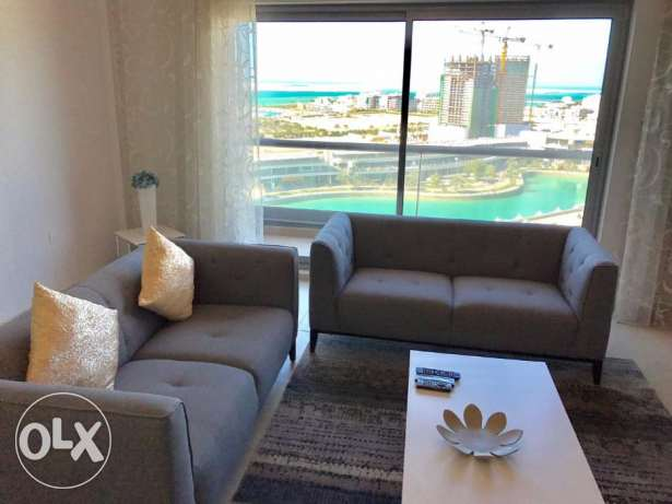 For sale: Luxury lagoon view apartment in Zawia 3
