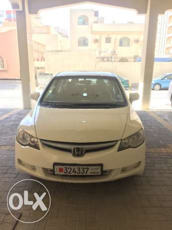 Honda Civic 2008 for sale BHD 2100