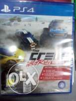The crew new ps4 game