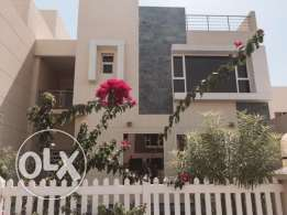 Brand new 3 Bed room semi furnished compound luxury villa