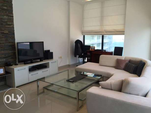Sea View Two Bedrooms Fully Furnished Apartment in Juffair