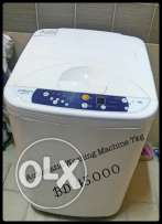 Washing Machine fully automatic 7kg