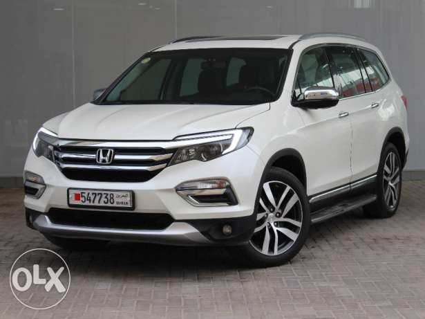Honda Pilot TOURING 3.5L-NEW 2016 WHITE For Sale