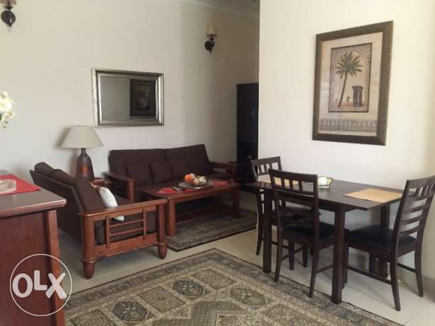 1 Bedroom Fully Furnished Apartment in Busaytin