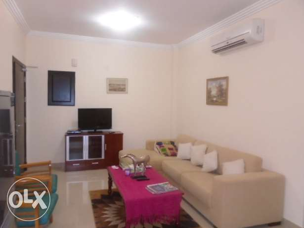 2 Bedrooms furnished flat for BD400