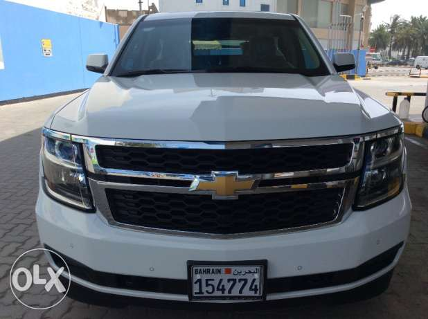 For Sale 2015 Chevrolet Tahoe LS Single Owner Only 2000Km Bahrain Agen