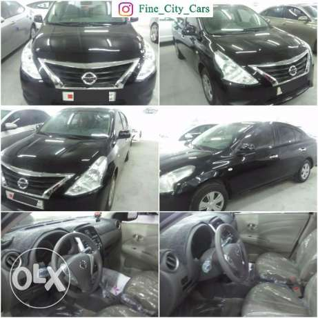 Nissan Sunny 2015 accident free vehicle