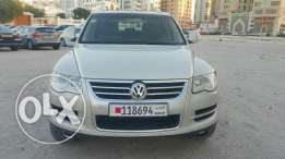 2010 model vw Touareg full option for sale