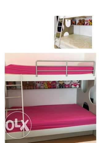 Bunk Bed for kids (3 Stage)
