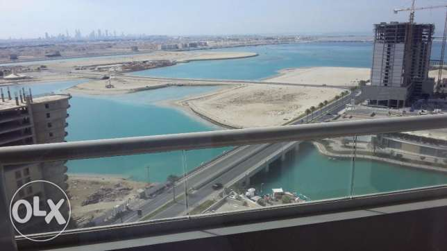 Spacious 2 BR flat in Amwaj / Balcony