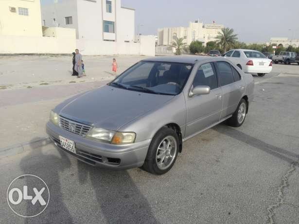 For sale Nissan sunny 1997