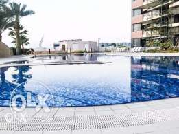 1 Bedroom flat for rent in Reef Island - easy access to Saudi