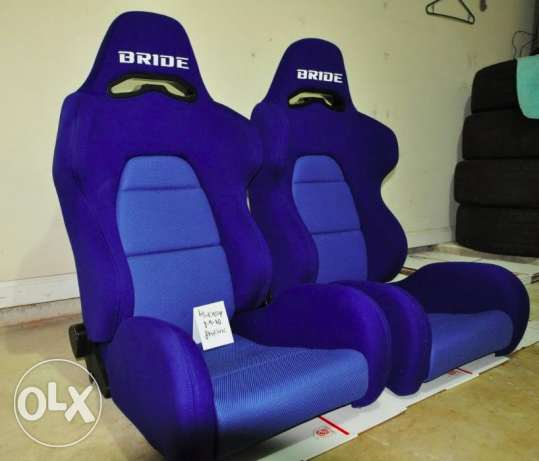 Bride Brix II car seats ORIGINAL