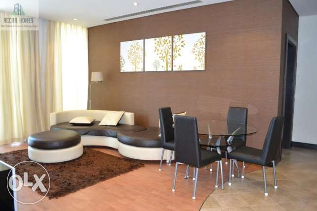 ACCOR HOMES - Modern Style, 1 BHK flat for rent in Mahooz