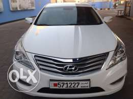 For Sale 2012 Huyndai Azera Bahrain Agency