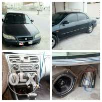 For sale Honda Accord Exchange car