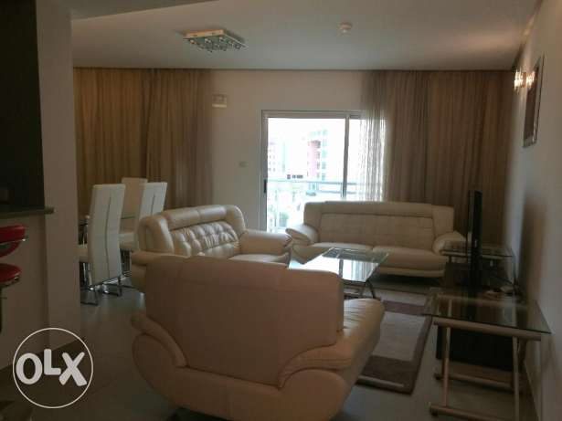 AMWAJ - 2 Bedroom Fully Furnished Flat for Rent