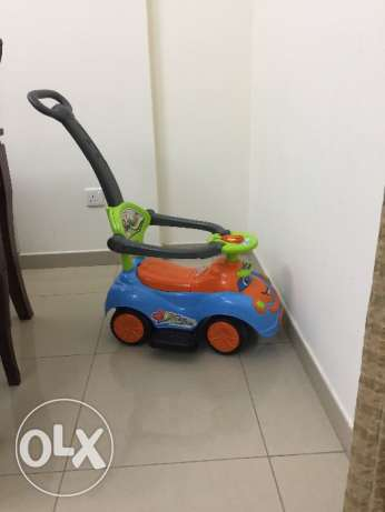 Toddler cart