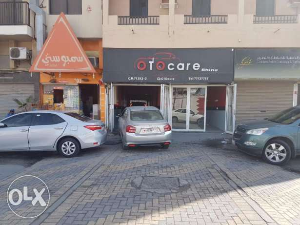 2 Shutter Big Shop 80SQM Muharraq