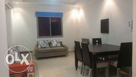 brand new fully furnished apartment close to KSA
