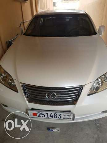 ES 350 Lexus Excellent Condition