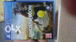 Brand New PS4 Game Tom Clancy's GhostRecon Wild Lands For Sale