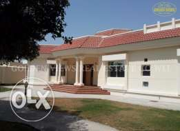4 Bedroom semi furnished villa with large private garden - Hamala