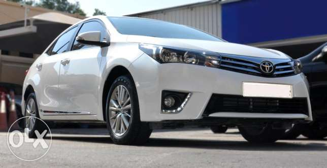 Toyota Corolla 2015 Full option Good Condition under warranty For sale