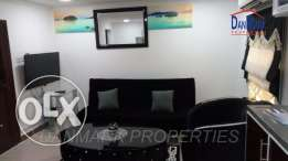 1 Bedroom Fully Furnished Flat for rent in SAAR .