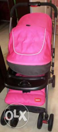 Good Condition Stroller & Kids Chair