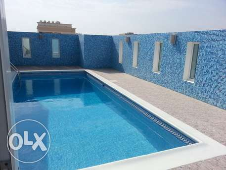 2 Bedroom Semi furnished flat in NEW HIDD/Inclusive جفير -  3