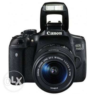 Brand New EOS 750D Canon Digital Camera for Sale