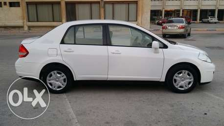 Nissan Tiida Full Automatic Very Good Condition 2012 Model
