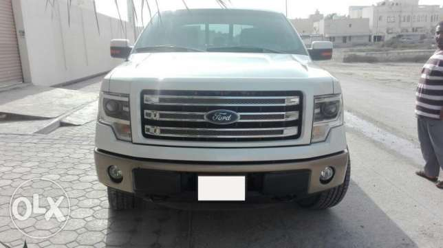 Ford F150 King Range Model 2013