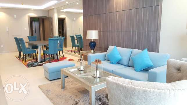 Amazing Fully furnished 2 Flat in Amwaj Island