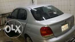 Toyota echo urgent for sale