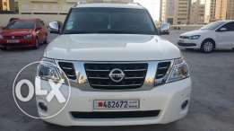2014 nissan patrol platinum full Agency service Accident free
