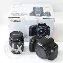 Canon 550d only 90bd box