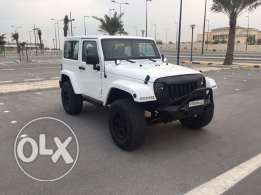 For sale jeep wrangler M 2012 4×4