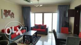 Beautiful two BR Apartment 4 rent viewing king Hamad hospital