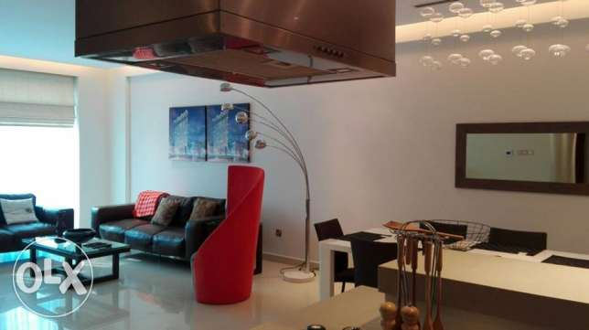 modern fully furnished apartment in reef is land