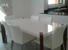 3 Bedroom fully furnished modern flat with nice view 273sqm