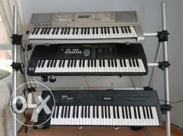 Keyboards with stand for sale