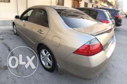 Accord 2007 V6 full option