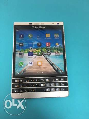 BlackBerry Passport Silver Edition 32Gb